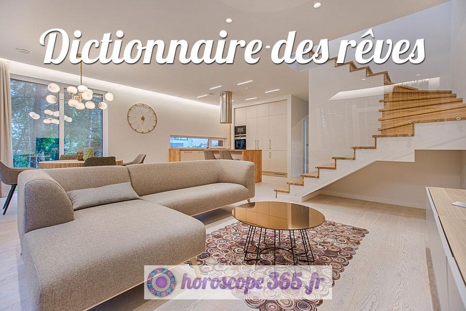Dictionnaire des rêves : Appartement