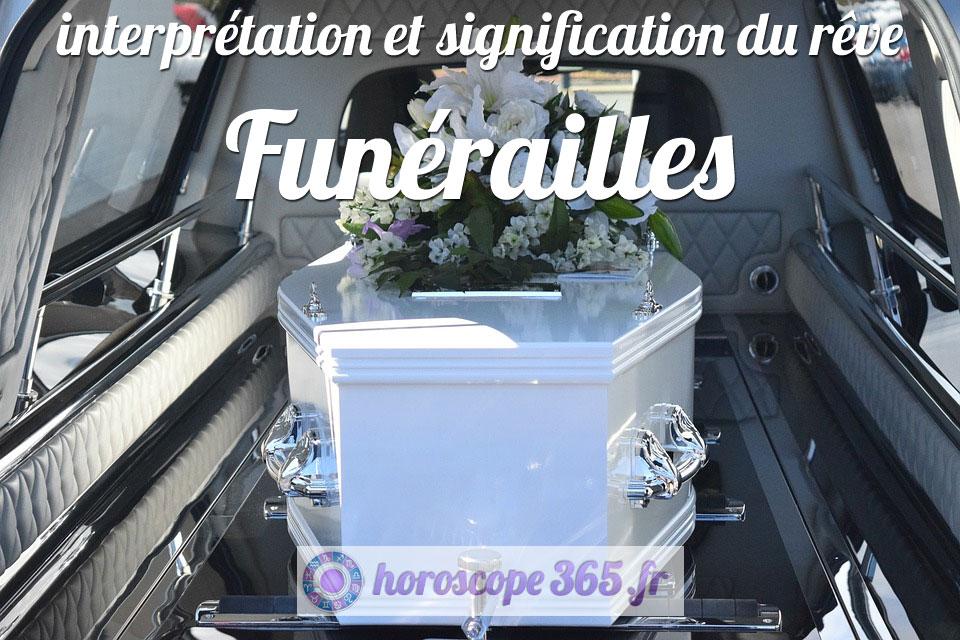 Interprétation et signification du rêve : Funérailles