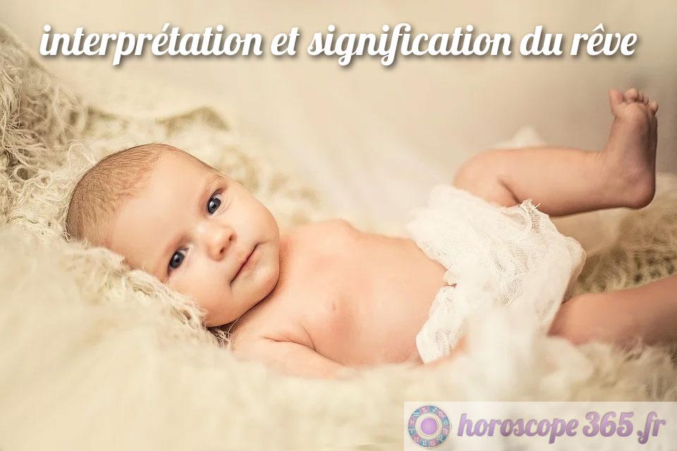 Dictionnaire des rêves : Nouveau-né