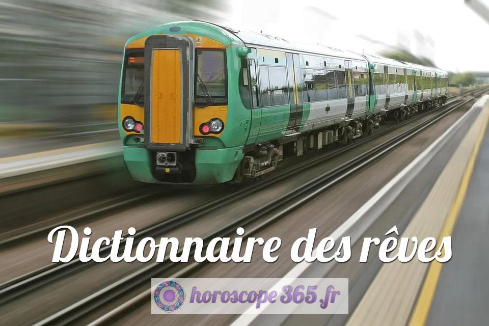 L'interprétation des rêve de train