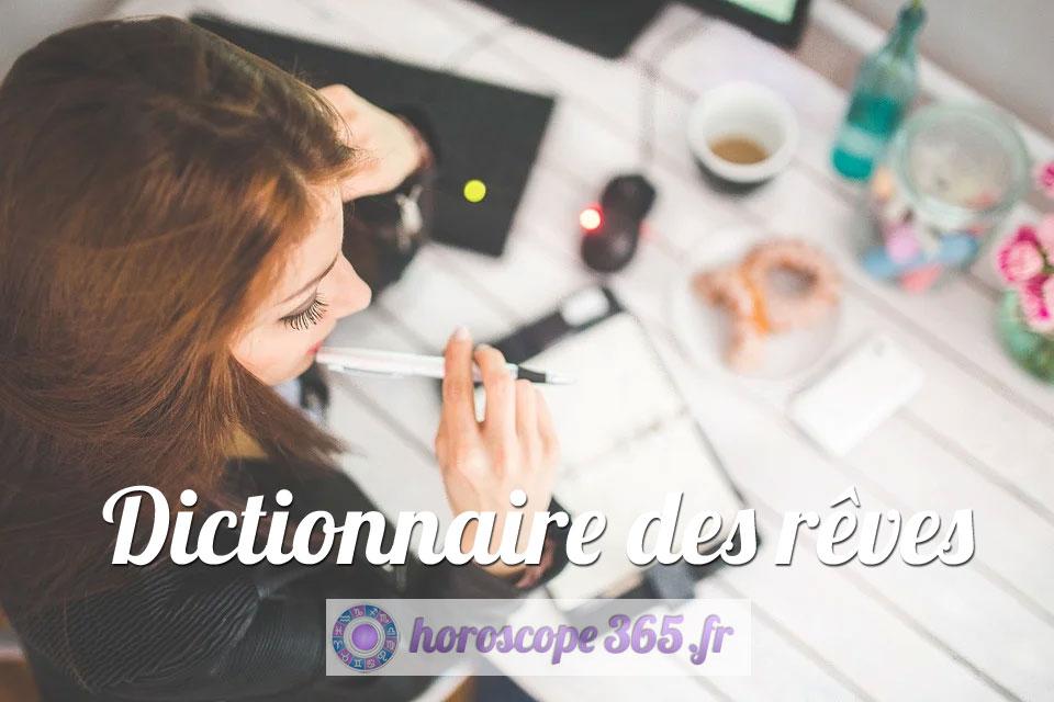 Dictionnaire des rêves : Travail