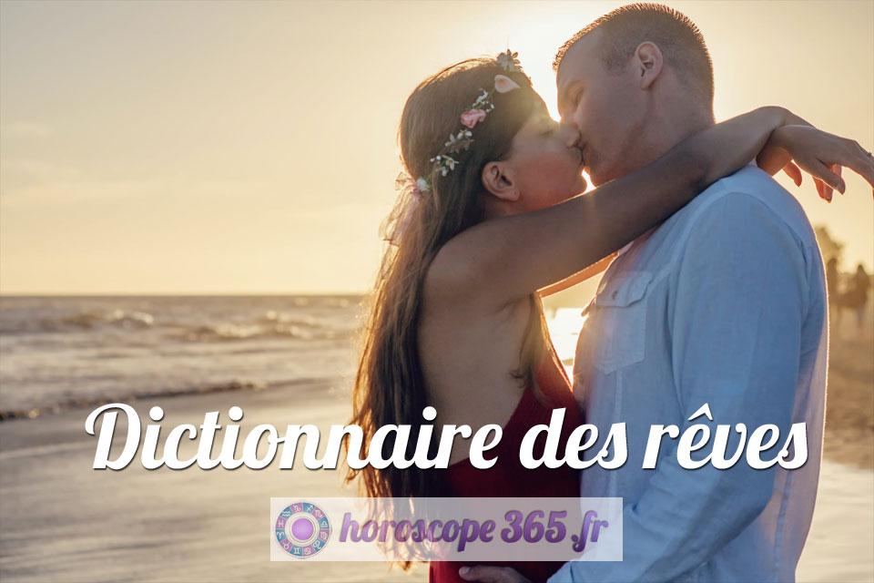 Dictionnaire des rêves : Un baiser