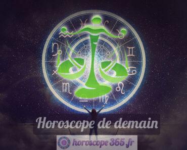 Horoscope de demain Balance