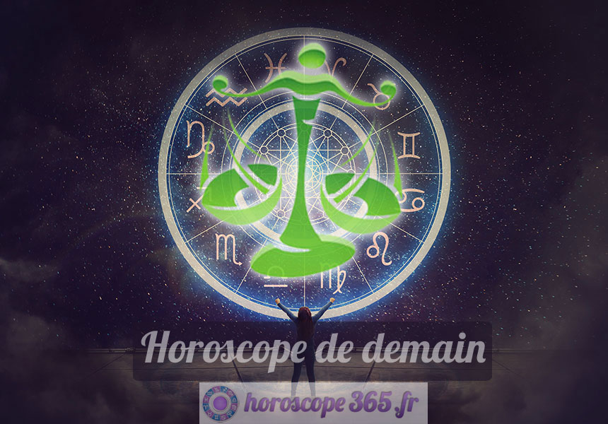 Horoscope de demain Balance