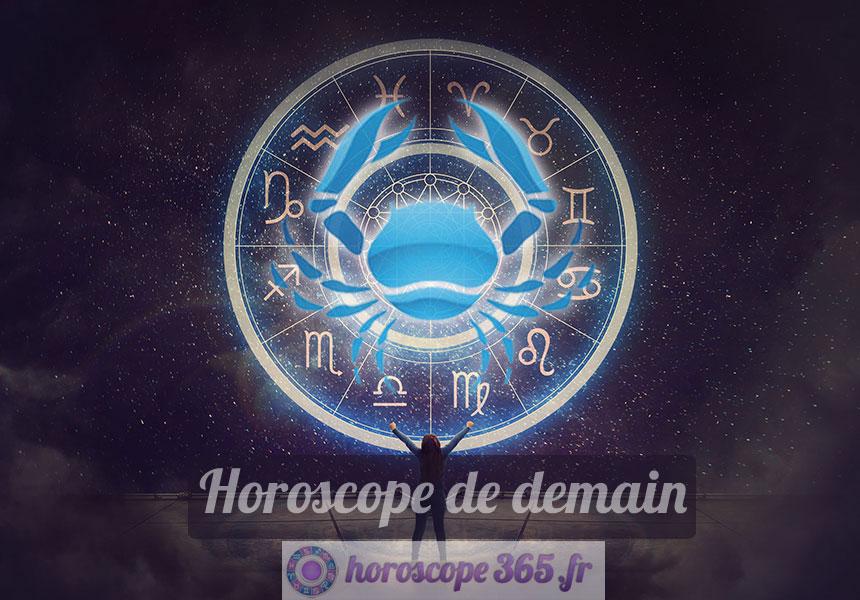 Horoscope de demain Cancer