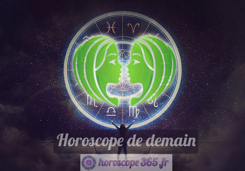 Horoscope de demain Gémeaux