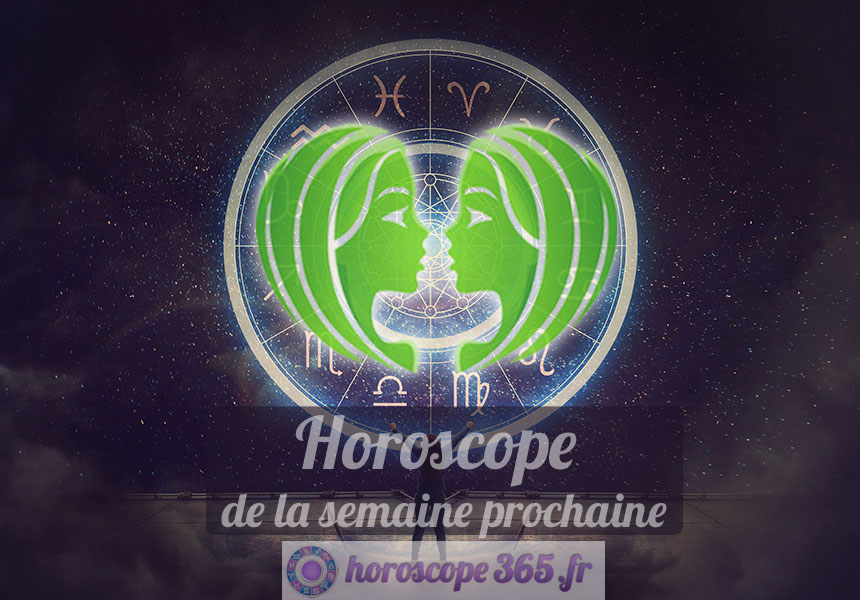Horoscope Gémeaux semaine prochaine