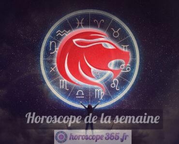 Horoscope Lion de la semaine