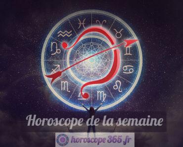 Horoscope Sagittaire de la semaine