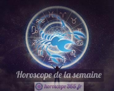 Horoscope Scorpion de la semaine