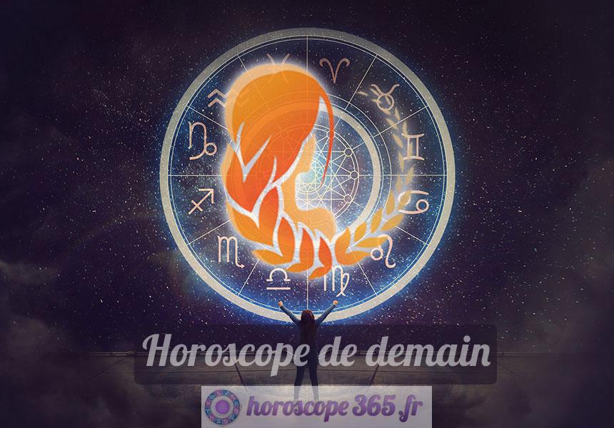 Horoscope de demain Vierge