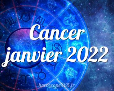 Cancer janvier 2022