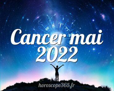 Cancer mai 2022