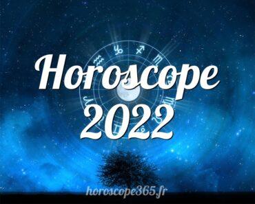 Horoscope 2022